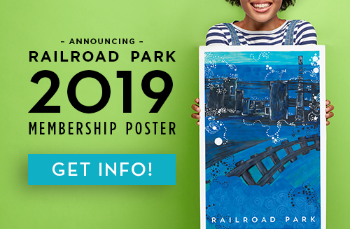 Become a member at Railroad Park